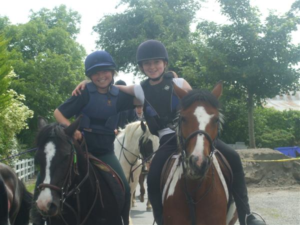 Pony camp pictures